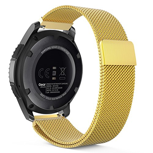 MoKo Milanese Stainless Frontier Smartwatch