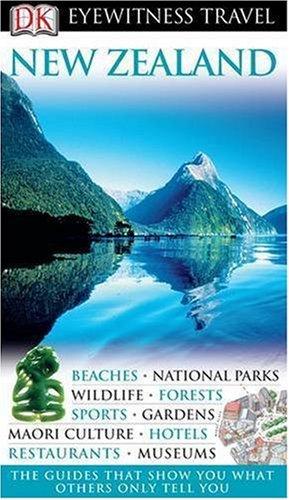 New Zealand (DK Eyewitness Travel Guide) ebook
