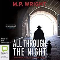 ALL THROUGH THE NIGHT: J.T. ELLINGTON TRILOGY, BOOK 2