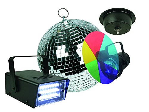 Hq power vdlprom stroboscopio luce da discoteca amazon