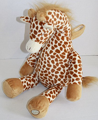 Cloud B Gentle Giraffe Sound Machine with Four Soothing Sounds Womb Plush Baby by Thailand