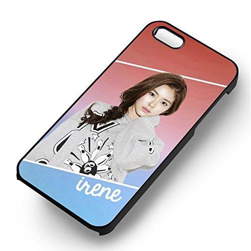Red Velvet Irene pour Coque Iphone 6 et Coque Iphone 6s Case (Noir Boîtier en plastique dur) W0O5VG