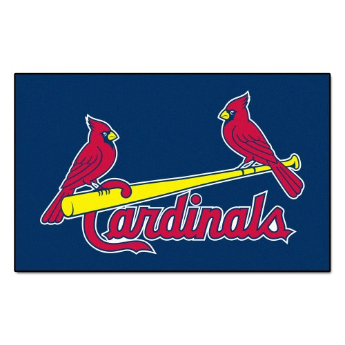 MLB St Louis Cardinals 5' x 8' - Ulti-Mat