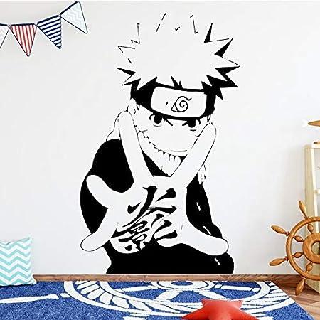 zhuziji Ninja Adhesivos de Pared Adhesivos Decorativos ...