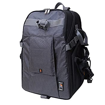 Image of Ape Case, High-Style, Graphite Gray, Backpack, Camera Bag (ACPRO3500NTGY)