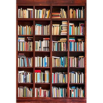 Amazon.com: AOFOTO 3x5ft Bookshelf Background Bookcase