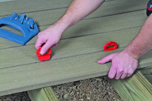 The 8 best decking spacers