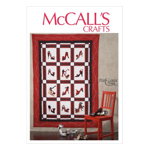 - McCall Pattern Company M6863 Quilt Sewing Template, One Size