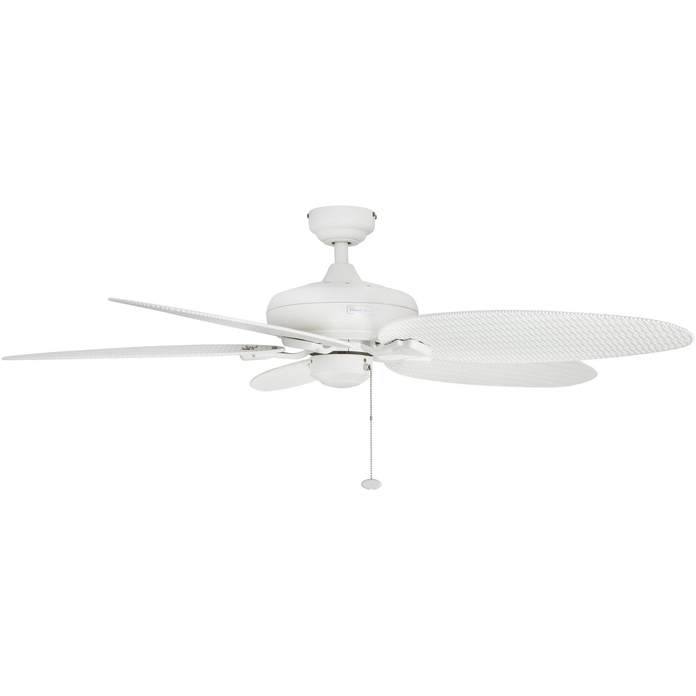 Honeywell Duvall 52-Inch Tropical Ceiling Fan, Five Wet Rated Wicker Blades, Indoor/Outdoor, White by Honeywell Ceiling Fans (Image #4)