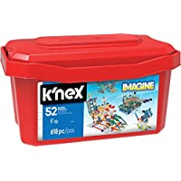 K'NEX – 52 Model Building Set – 618 Pieces – Ages 7+...