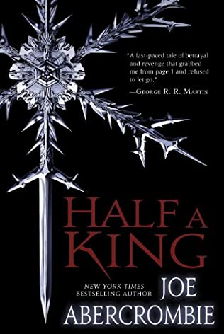 book cover of Half a King