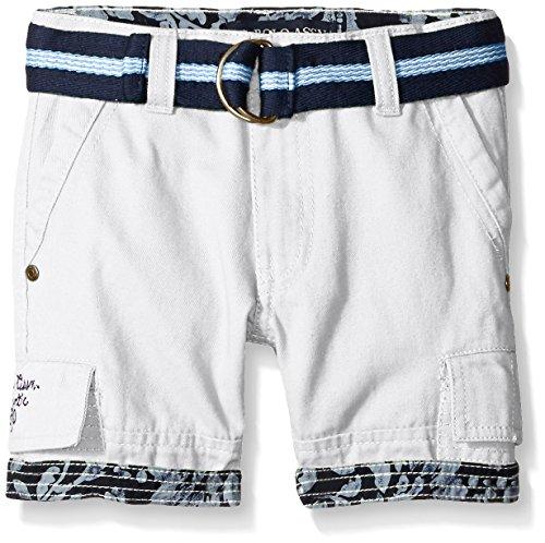 U.S. Polo Assn. Boys Belted Cargo Twill Short