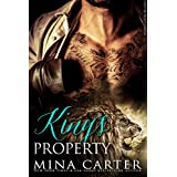 King's Property (Paranormal Shapeshifter Romance) (Shifter Fight League Book 2)