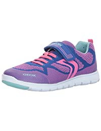 Geox Girl's J Xunday G. B Sneakers