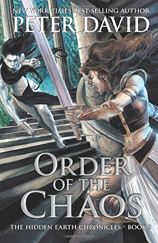 Order of the Chaos (Hidden Earth Chronicles) (Volume 3) ebook