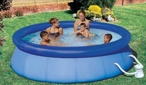 Amazon Summer Escapes 10 Feet By 30 Inch Quick Set Ring Pool
