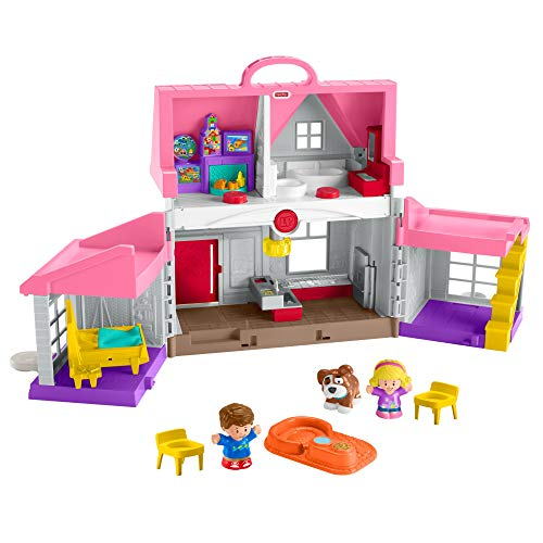 - Fisher-Price Little People Big Helpers Home