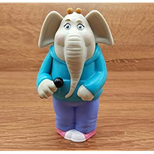 Shalleen SING MOVIE EUROPE Happy Meal Toys 2016 MEENA new
