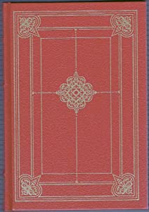 Leather Bound Barchester Towers Franklin Library edition Book
