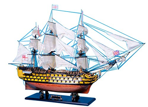 Handcrafted Nautical Decor HMS Victory Limited 50