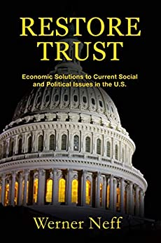 Book cover image for RESTORE TRUST