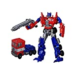 Transformers Age of Extinction Generations Deluxe Class Optimus Prime Figure