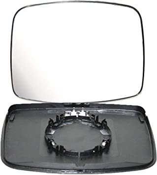 Außenspiegel Spiegelglas Spiegel Glas Ersatzglas Beheizbar Heizung Links Oder Rechts Kompatibel Mit Vito Viano V Klasse 1996 2004 Oem A0018112633 Auto