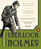 The New Annotated Sherlock Holmes, Volume 1: The Adventures of Sherlock Holmes & the Memoirs of Sherlock Holmes (non-slipcased edition) by Arthur Conan Doyle (2007-11-05)