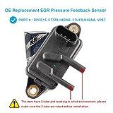 kmdiesel F77Z9J460AB DPFE Sensor EGR Pressure