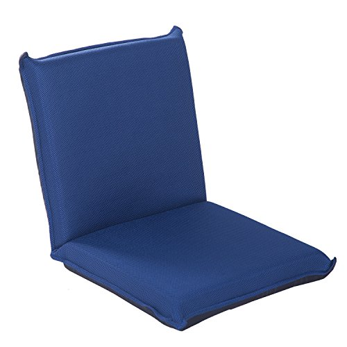 Merax multi function folding floor cushion chair sofa lazy for Floor couch amazon
