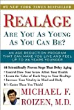 RealAge: Are You as Young as You Can Be? by Michael F. Roizen (2001-04-24)