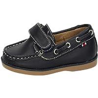 DEMAX NS581A-18 Mocasines DE NIÑO NIÑO Zapatos MOCASÍN