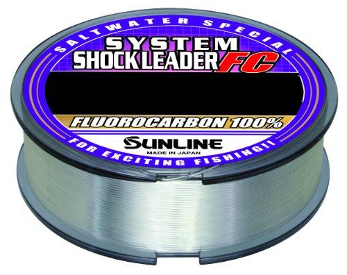 Sunline. Saltwater Special, System Shock Leader Fc. 30lb 50m