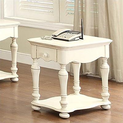 Coastal Chair Side Table