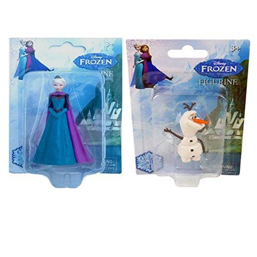 Disney Frozen Elsa Anna Olaf Figurine Playsets (Elsa Olaf)