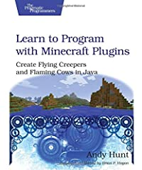 Programming doesn't have to be boring! Write your own Minecraft plugins and watch your code come to life with flaming cows, flying creepers, teleportation, and interactivity. Follow along with the book and add your own features to the ...
