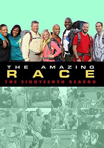 Amazing Race - S18 (3 Discs)