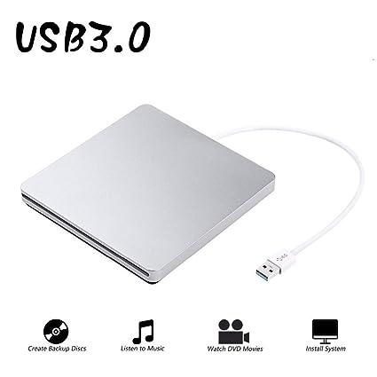 AGajtsell - Reproductor de DVD BLU-Ray Externo USB 3D portátil ...