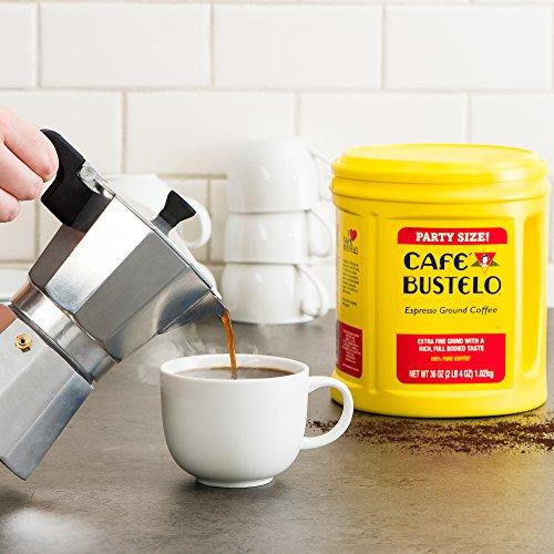 Café Bustelo Espresso Coffee, 36 Ounce by Cafe Bustelo (Image #2)