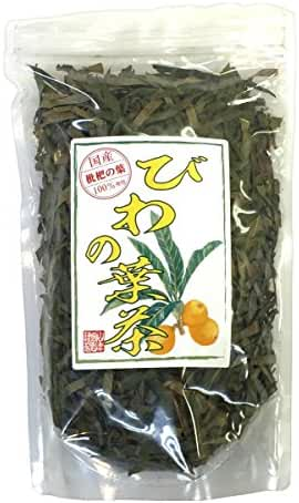 Japanese Tea Shop Yamaneen Loquat-Tea Leaf Of A 100G Without Agricultural Chemicals Non Caffeine