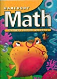 Harcourt Math, Harcourt School Publishers Staff, 0153207558
