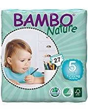 Bambo Nature Baby Diapers Classic, Size, Count