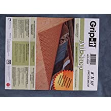Grip-It All Stop Cushioned Non-Slip Rug Pad for Rugs on Hard Surface Floors, 8 by 10-Feet