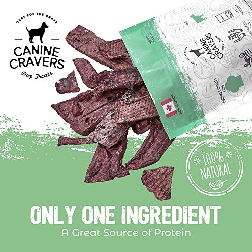 51lWZE4NLzL. SS500  - Natural Human Grade Single Ingredient Dog Treats