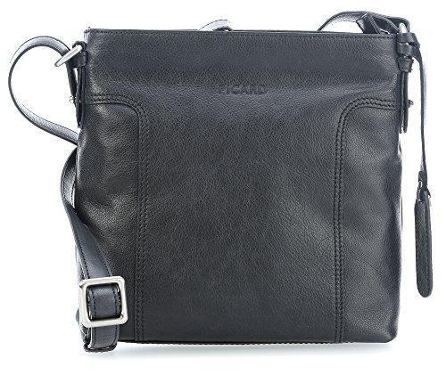 Picard Ohana Black Shoulder Bags