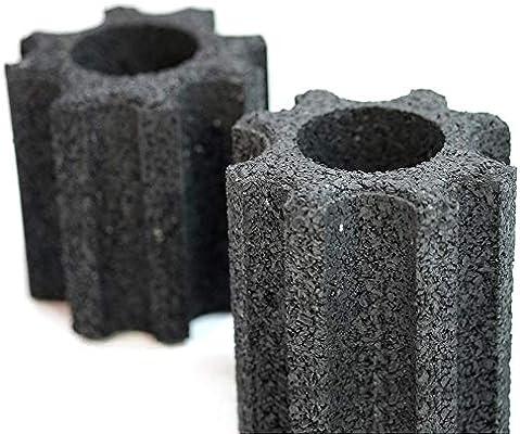 Charcoal AQUA Purificador de Agua de carbón para Acuario (5 cm, 7 ...