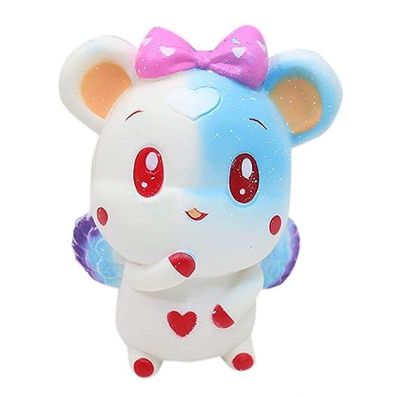 Squishies Cartoon Bunny Adorable Alivio jiameng Estrés Slow Juguete oWdxCrBe