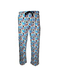 SEGA Sonic Game Over Lounge Pants - Official Sonic the Hedgehog Pyjama Pants