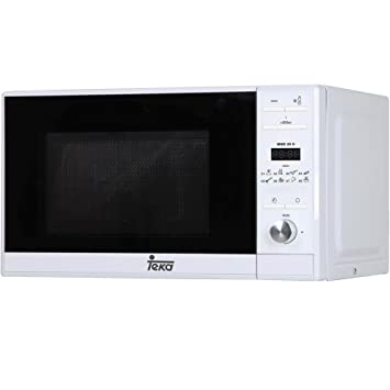 Teka MWE 225 G - Microondas con grill, 1050 W, color blanco