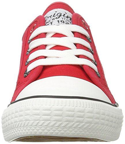 H.I.S Damen 151-020 Sneakers Rot (Red)